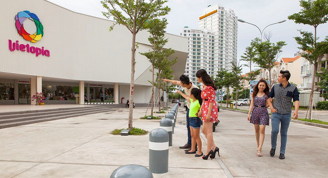 Mua nhà cuối năm: Đầu tư và an cư hiệu quả khi mua nhà đã xây xong tại Him Lam Riverside