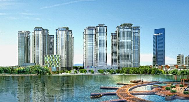 Hà Nội sắp đón nhận tổ hợp căn hộ đẳng cấp nhất Việt Nam