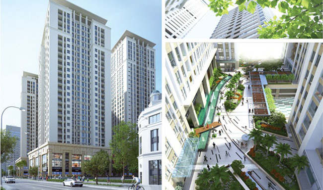 Chung cư Home City Trung Kính: 5 điểm hấp dẫn nhất