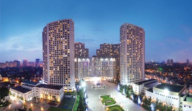 Ưu đãi gói nội thất lên tới 200 triệu đồng khi mua căn hộ R4, R5 Vinhomes Royal City
