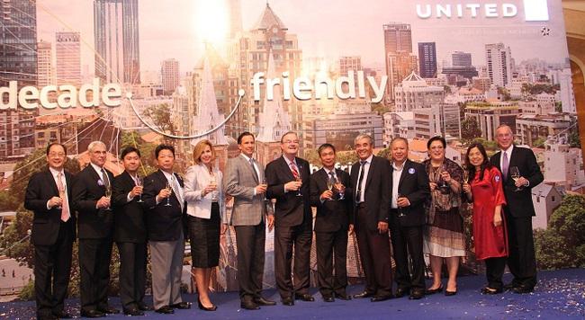 United Airlines và chặng đường bay một thập kỷ tại Việt Nam