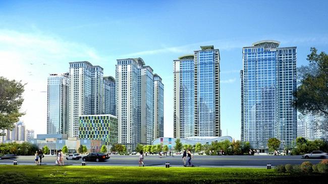 Goldmark City - Không gian phong cách Singapore trong lòng Hà Nội