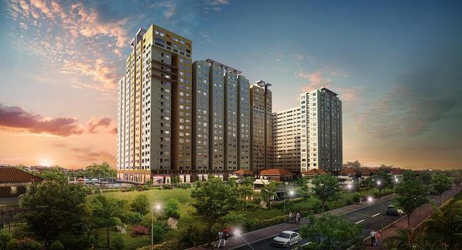 Trải nghiệm căn hộ phong cách Hàn Quốc