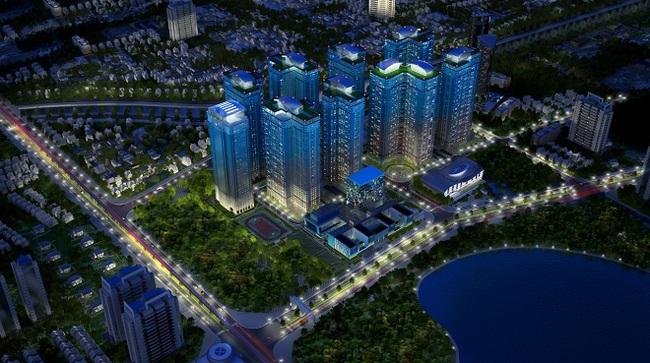 STDA mở bán Khu tổ hợp căn hộ đẳng cấp Goldmark City