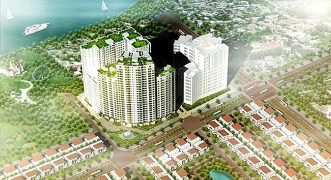 Sở hữu căn hộ view tuyệt đẹp với giá 1,6- 2,2 tỷ