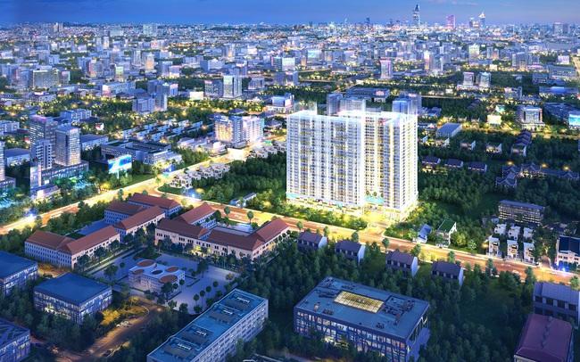 """Bất động sản Thuận An """"rộng đường"""" bứt phá nhờ hạ tầng đồng bộ"""