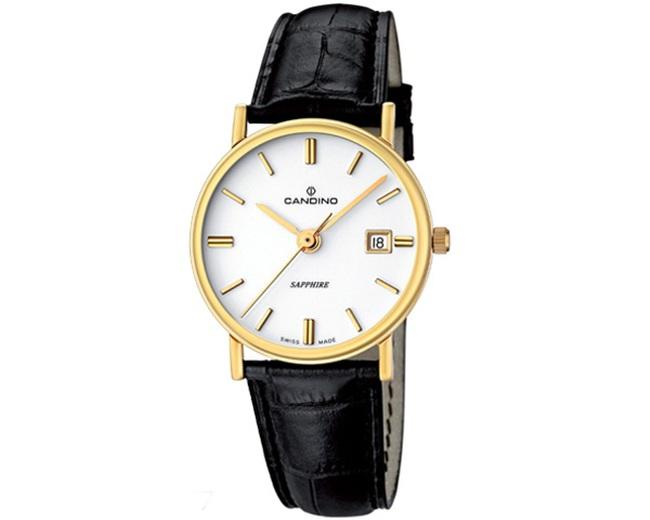 Bộ ngũ của đồng hồ Thụy Sỹ Candino