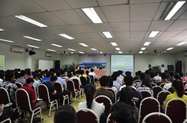 Sự kiện CFA: Định hướng Nghề nghiệp 2013