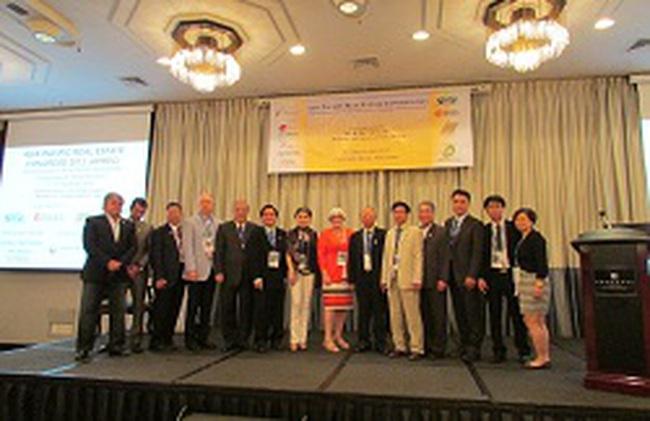 Hiệp hội BĐS Việt Nam tham dự Hội nghị thượng đỉnh BĐS FIABCI Khu vực Châu Á-Thái Bình Dương 2013