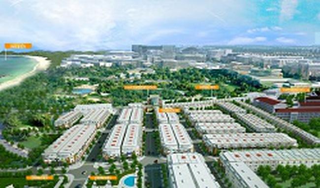 Đất Xanh Miền Trung tiếp tục tung ra thị trường 100 nền giai đoạn 2 dự án Ngân Câu Ngân Giang