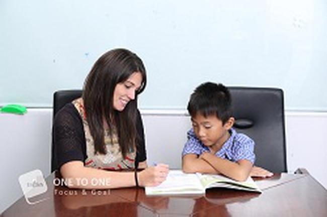 Cho trẻ học Tiếng Anh ngay tại nhà với Giáo viên bản ngữ