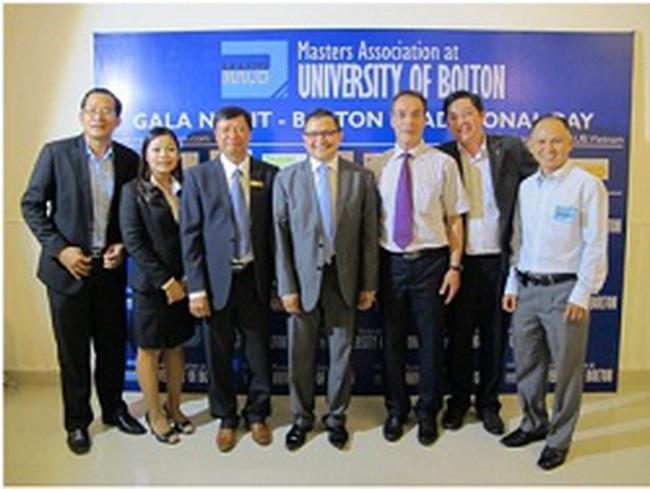 Hội thảo tuyển sinh chương trình thạc sỹ quản trị kinh doanh Đại Học Bolton