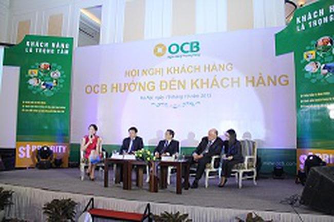 Giải pháp và cam kết hướng đến khách hàng của OCB