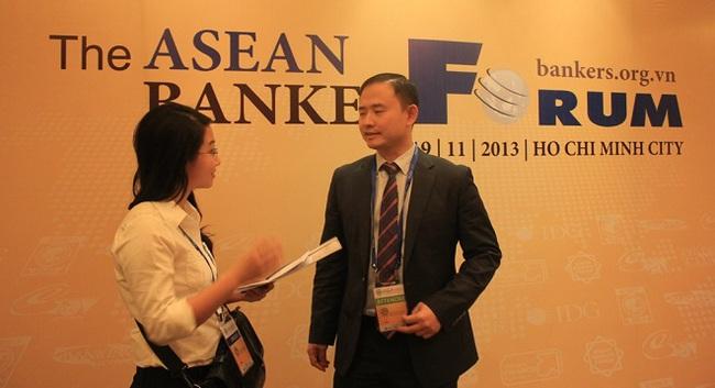 Chuyên gia VIB chia sẻ về công nghệ tại Diễn đàn Ngân hàng Đông Nam Á 2013
