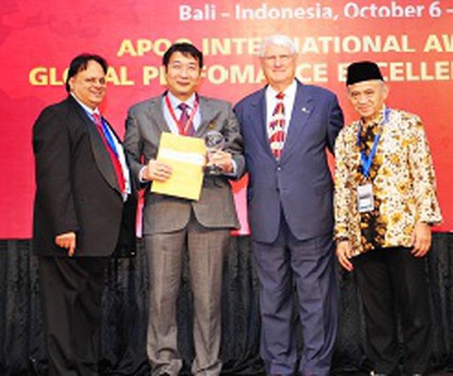 VietinBank đoạt danh hiệu cao nhất của Giải thưởng Chất lượng Quốc tế Châu Á – Thái Bình Dương 2013