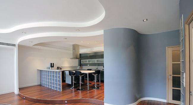 Vì sao tấm thạch cao được ưa chuộng trong các công trình kiến trúc hiện đại?