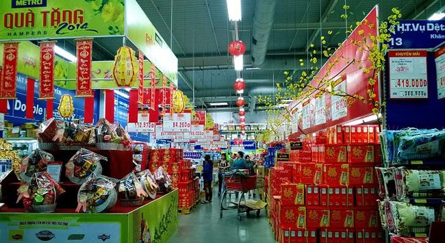 Metro mở Chợ Tết tại 19 trung tâm trên cả nước