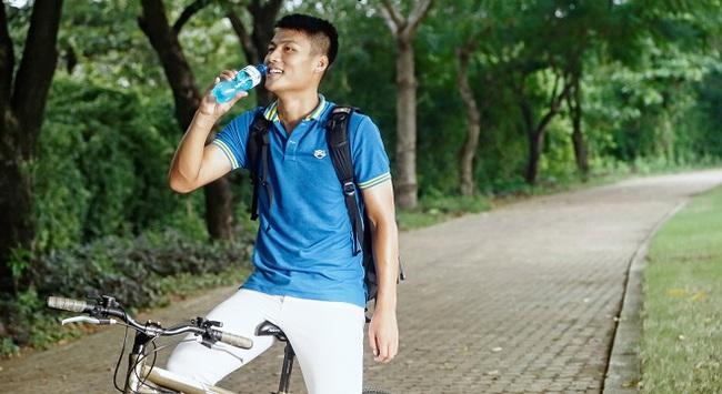 Nước uống thể thao Aquarius – Bù Nước Nhanh, Bền Vận Động