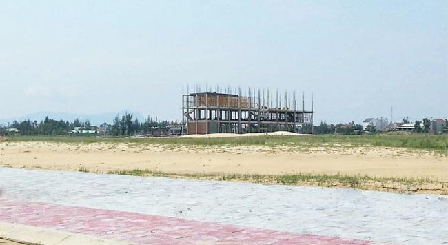 Mở bán đất nền nhà phố kinh doanh Dự án Nam Đà Nẵng trong tháng 1 năm 2014