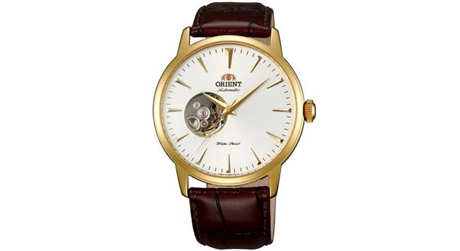Thương hiệu đồng hồ đeo tay Orient giới thiệu mẫu mới