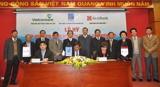 SeABank đồng tài trợ 150 triệu USD cho dự án khai thác dầu khí của PVEP