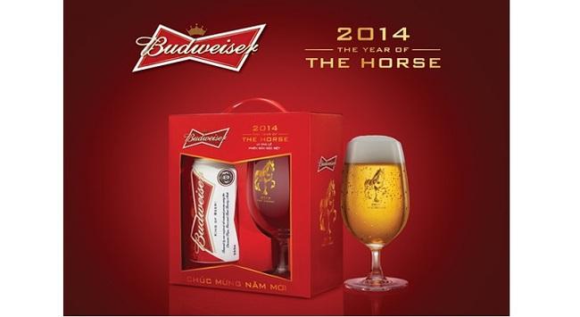 Chào đón Tết Âm Lịch Giáp Ngọ 2014 cùng Budweiser và ngựa Clydesdales