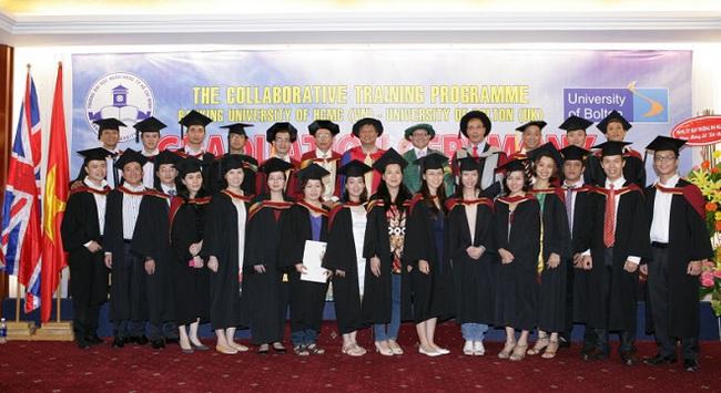 Hội thảo tuyển sinh chương trình thạc sĩ quản trị kinh doanh Đại Học Bolton