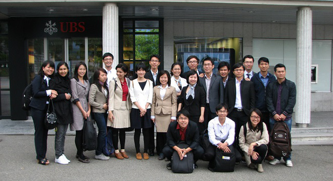 Hội thảo tuyển sinh chương trình EMBA chuyên nghành tài chính ngân hàng