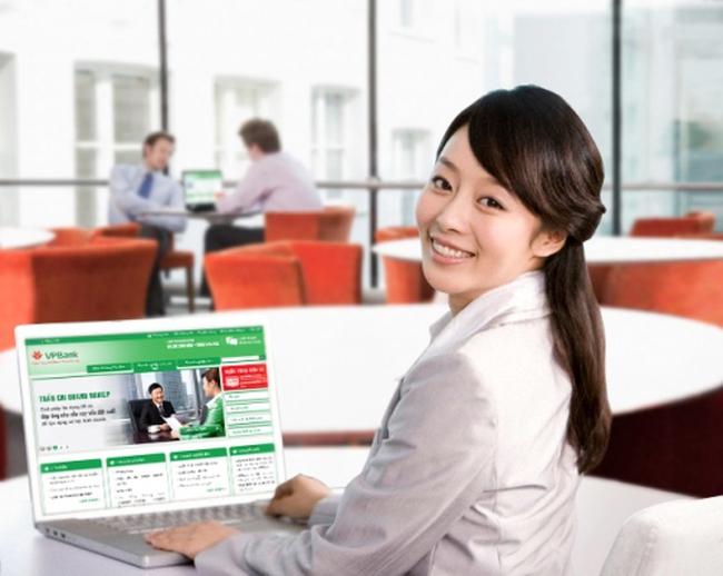 Thân thiện và tiện ích hơn với website mới của VPBank
