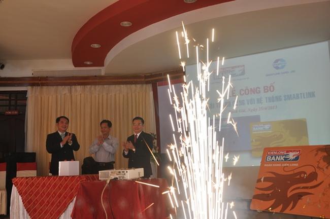 Kienlong Bank kết nối thành công với hệ thống Smartlink