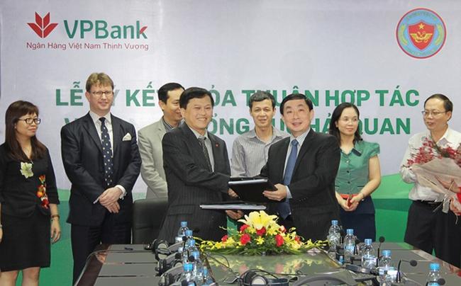 VPBank triển khai dịch vụ thu ngân sách Nhà nước