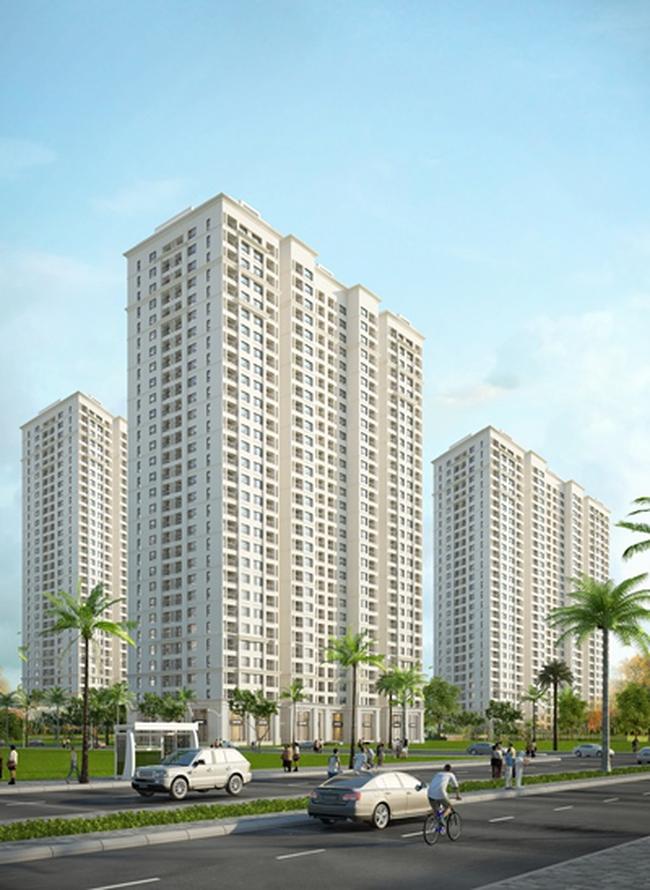 Thị trường văn phòng cho thuê khu vực phía Đông Nam Hà Nội khởi sắc