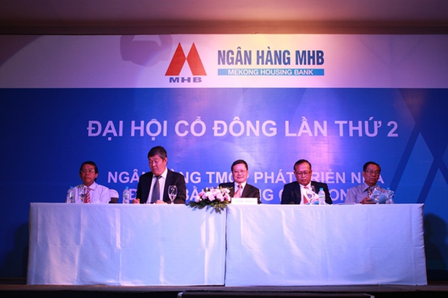MHB tổ chức Đại cổ đông thường niên
