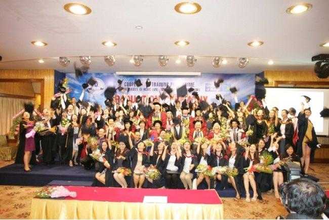 Trường ĐH Ngân hàng Tp.HCM đẩy mạnh chương Đào tạo thạc sỹ Quốc tế