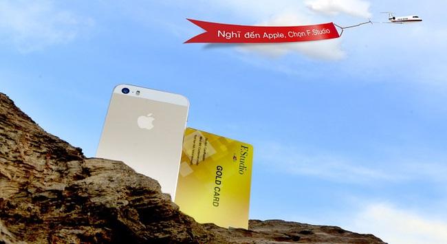 F.Studio ra mắt thẻ thành viên dành cho người dùng Apple tại Việt Nam