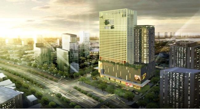 SSG khẳng định thương hiệu với dự án SSG Tower