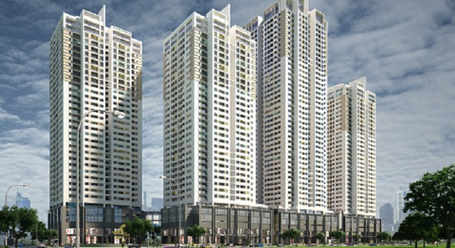 STDA phân phối độc quyền dự án HP Landmark Tower