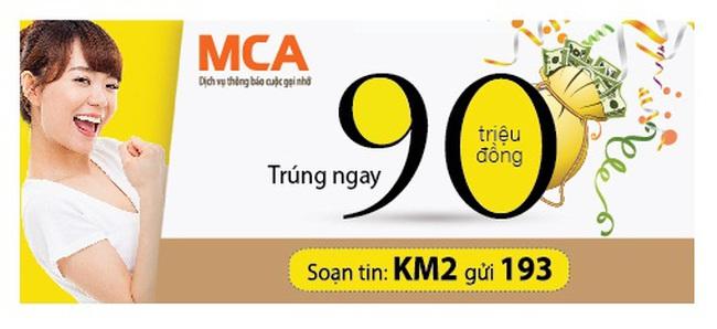 Viettel Telecom tung gói khuyến mại cho dịch vụ MCA