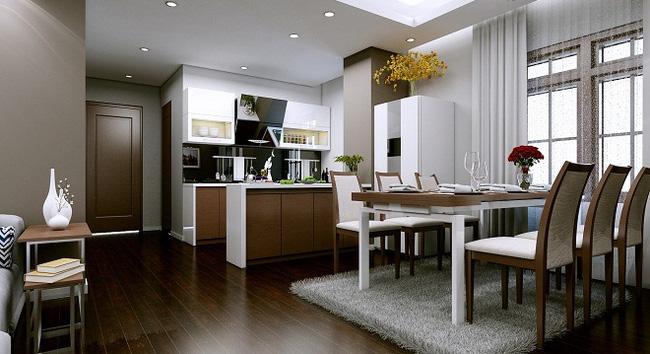 Cơ hội cuối cùng để sở hữu căn hộ CT2B, HHB với ưu đãi lớn