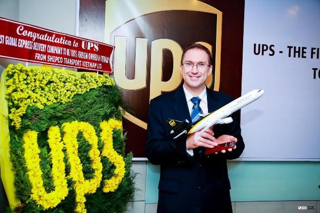 Cùng UPS nâng tầm ngành Logistics Việt Nam