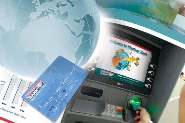 Kienlong Bank chính thức phát hành thẻ ghi nợ nội địa