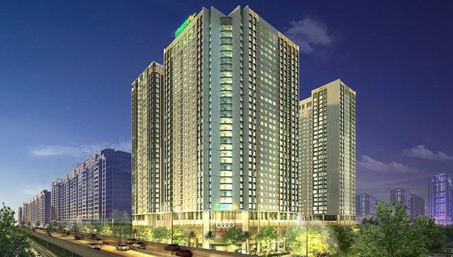 Cơ hội sở hữu những căn cuối cùng tòa CT2 Eco-Green City