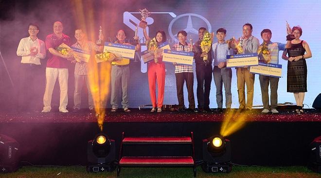 Vòng chung kết quốc gia MercedesTrophy2015-2016: 7 gôn thủ đại diện Việt Nam sẽ sang Úc tranh tài