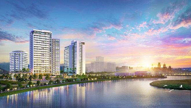 Chen chân chọn mua căn hộ cao cấp Riverpark Premier