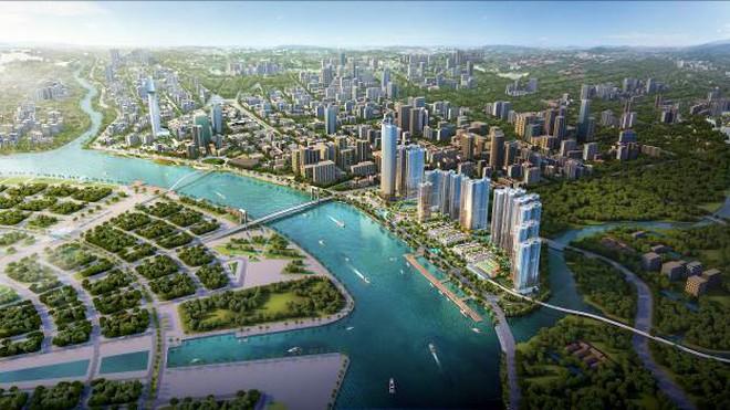 Xu thế của thị trường bất động sản: Phát triển dự án xanh