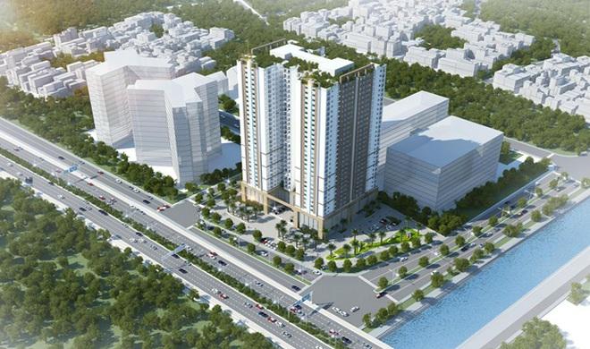 Sở hữu căn hộ 60m2 với giá 1 tỷ đồng tại Hà Nội
