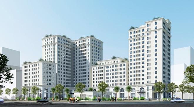 Khu căn hộ Eco City – dự án đắc địa quận Long Biên