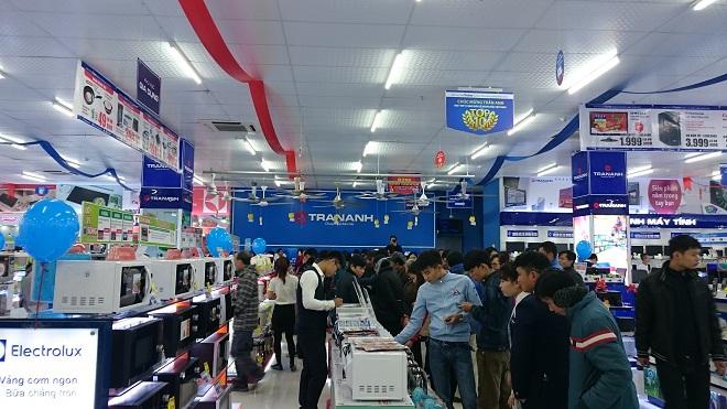 Trần Anh phối hợp Samsung hoàn tiền 100% đối với khách hàng mua Galaxy Note 7