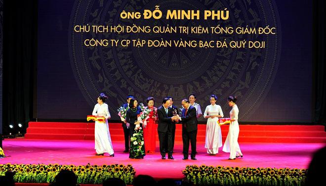Dấu ấn Đỗ Minh Phú cùng thành tựu TPBank