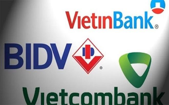 BIDV, VietinBank, Vietcombank, khi thời gian không đợi